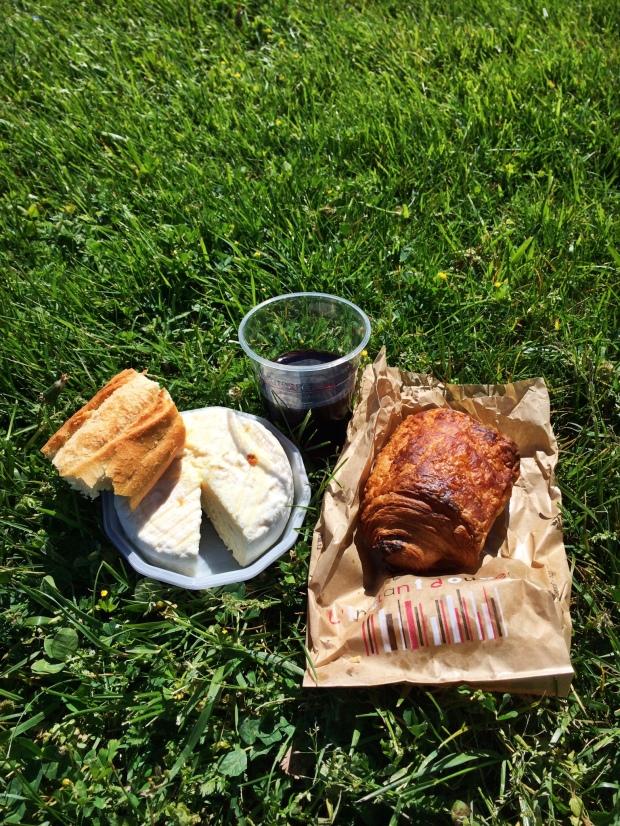 A perfect picnic.