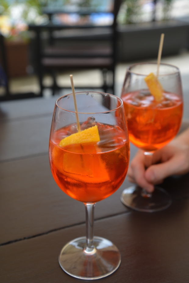 Aperol Spritz - so refreshing