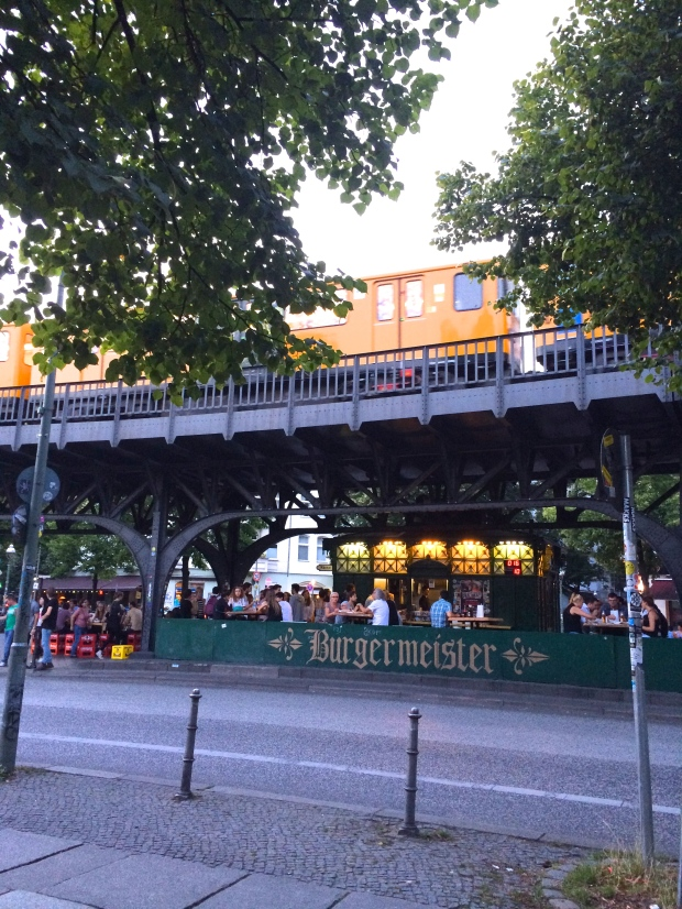 Burgermeister in Kreuzberg.