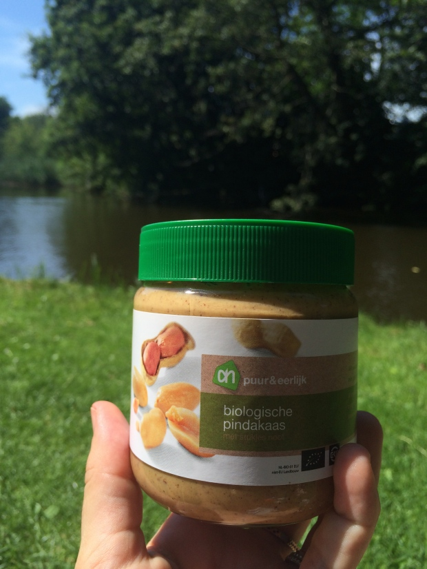I found organic peanut butter and it wasn't expensive! And it was gone shortly after...