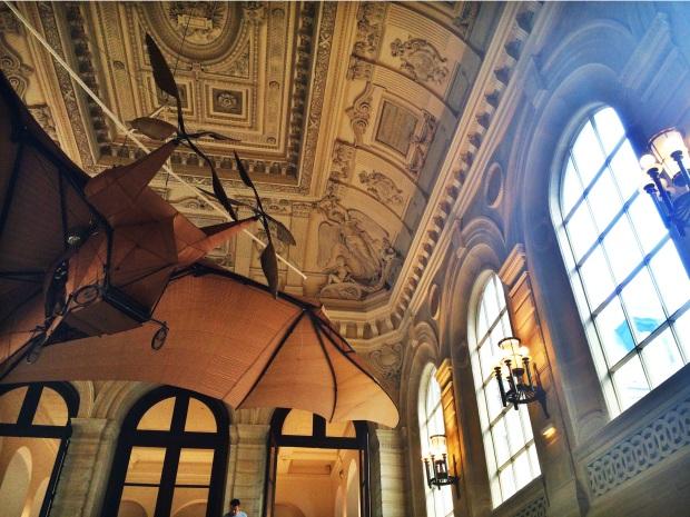 Musée des Arts et Métiers.