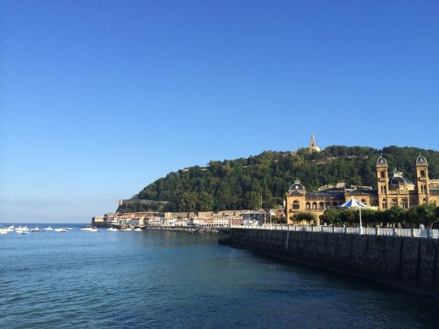 Pretty San Sebastian.