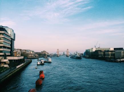 Next stop: London!