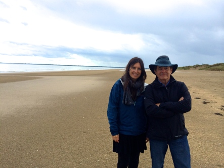 Visited the D-Day Beaches.
