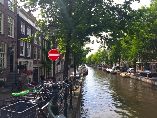Stepped foot in The Netherlands for the first time. Spent a week in Amsterdam.
